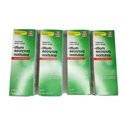 4 Rite Aid Multi Purpose Solution Contact Lens Care 4oz Bott