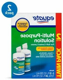 Equate Multi- Purpose Solution For Soft Contact Lens 2-12 FL