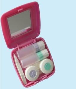 Contact Companion: Is a Full Care, Contact Lens Kit. Great f