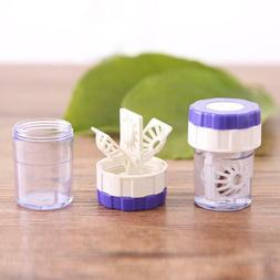 Contact Lens Cleaner Case Solution Manual Washer Holder Cont