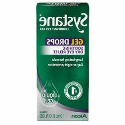 Systane Gel Drops, Anytime Protection 0.33 fl oz  Pack of 5