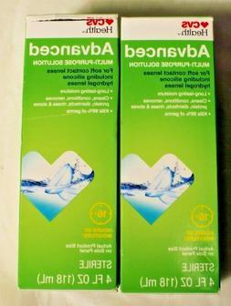 CVS Health Advanced Multi-Purpose Solution 4 FL OZ each Lot
