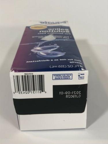 Bundle Solution 12oz & Contact Solution
