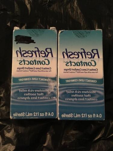 contacts contact lens comfort drops 0 4