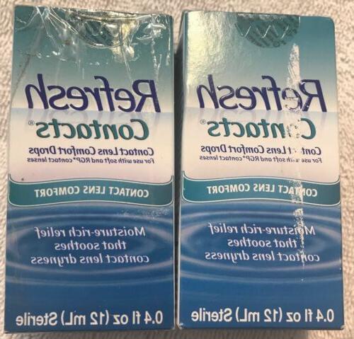 contacts contact lens comfort drops 0 4oz