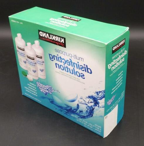 Kirkland Multi Purpose Disinfecting for Soft Contact