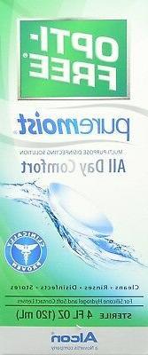 Alcon Opti-Free Puremoist Multi-Purpose Disinfecting Solutio