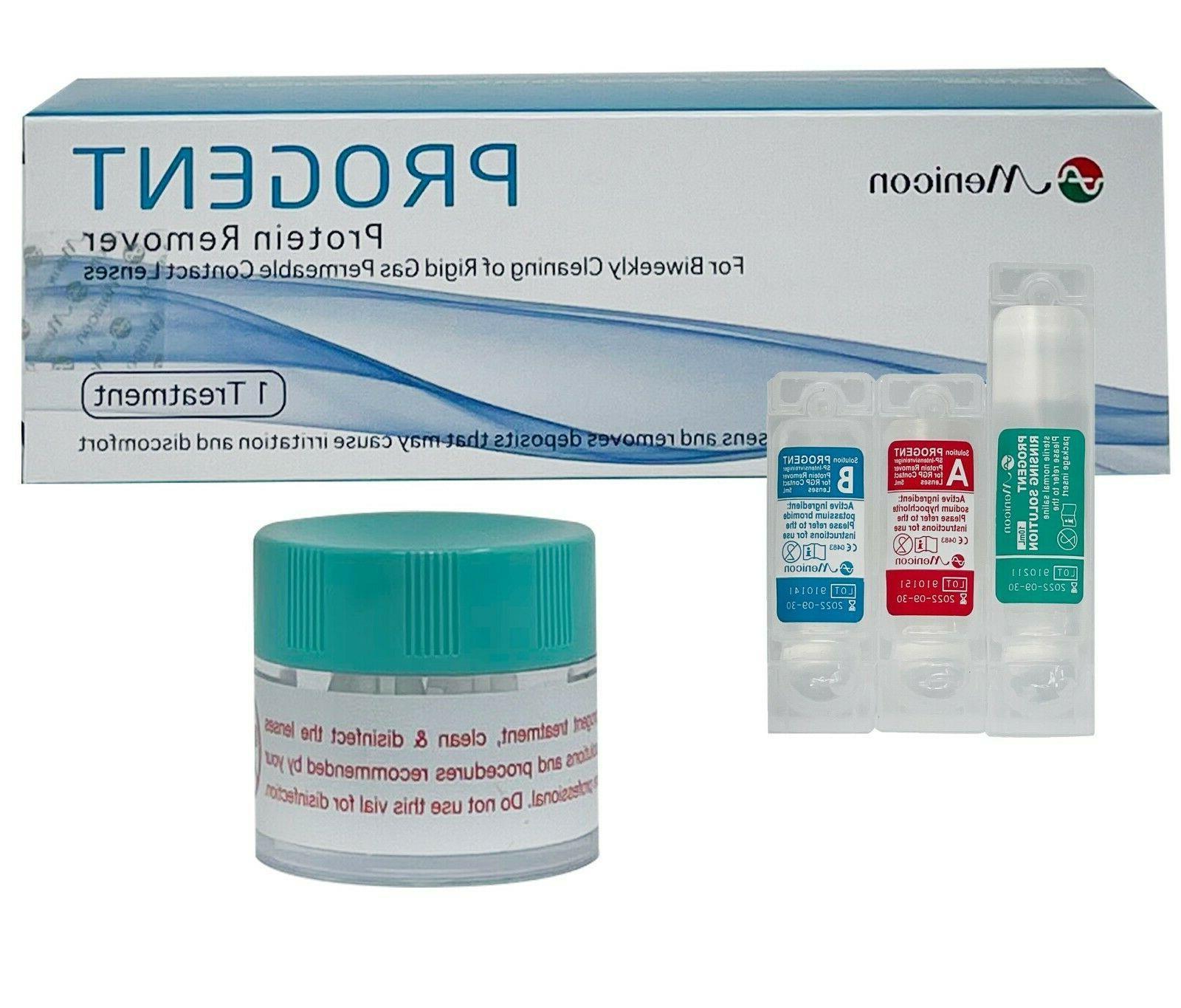 progent contact lens cleaner set 1 treatment