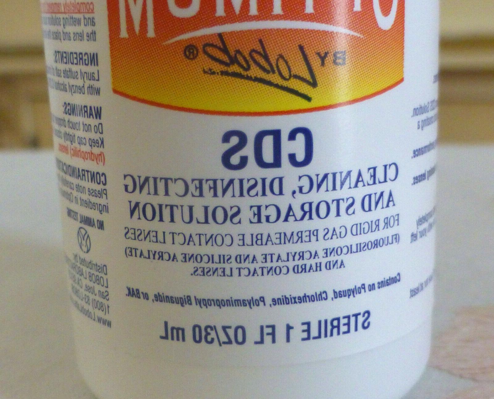 Sealed Lobob OPTIMUM CDS Cleaning Oz Size