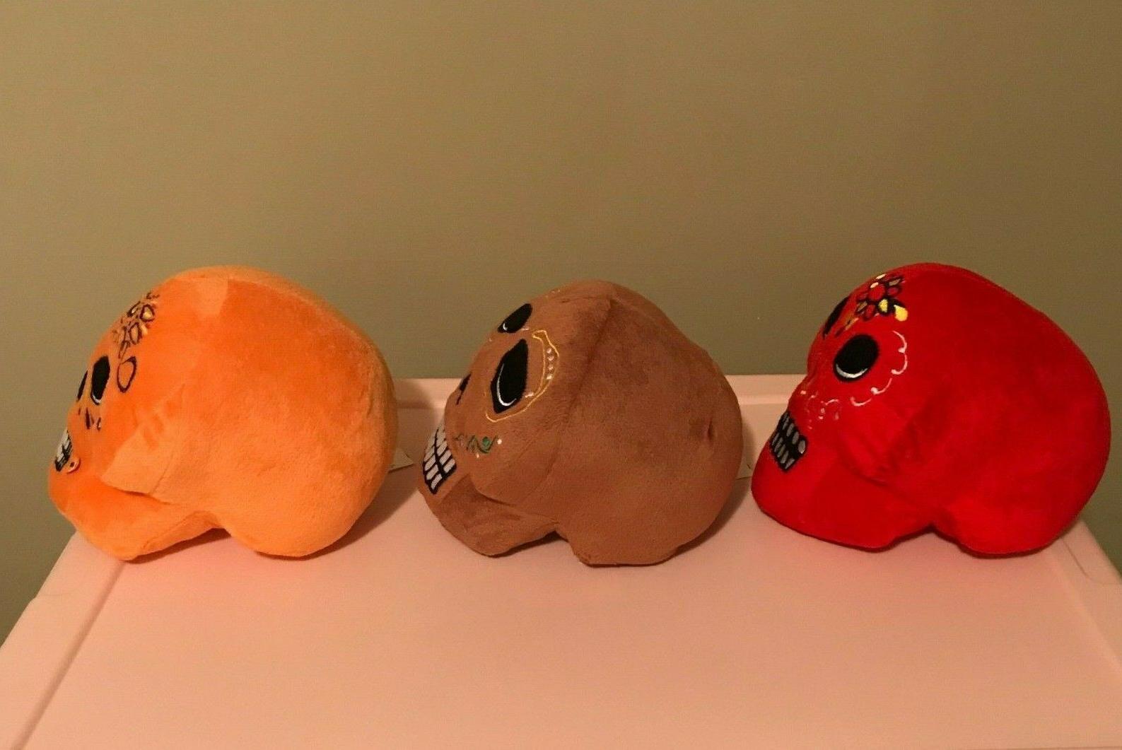 Sugar Skull Day the Dia de Stuffed Animal