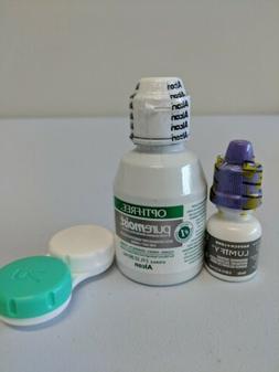 OPTI-FREE Pure Moist Multi-Purpose Disinfecting Solution, Al