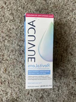 RevitaLens Multipurpose Disinfecting Solution 10oz + Bonus L
