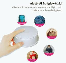 Portable Contact Lenses Cleaner Quick Clean Daily Care Solut