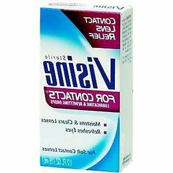 special pack of 6 visine for contacts