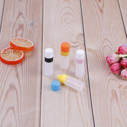 travel mini plastic contact lens solution bottle nursing liq