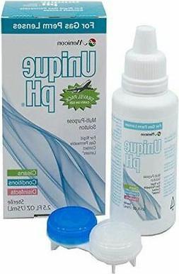 Unique pH Travel Pack- Multipurpose Solution for Gas Permeab